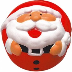 Игрушка-антистресс Красный Дед Мороз