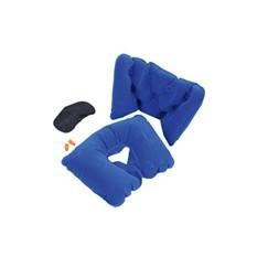 Синий набор для путешествий с комфортом