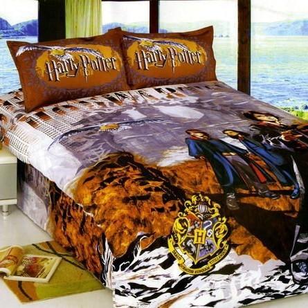 Детское постельное белье «Гарри Поттер»