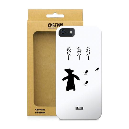 Чехол Black Bear для телефона iPhone 5,5S,SE