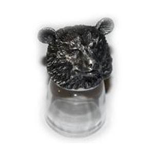 Рюмка «Медведь»