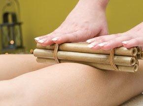 Сертификат Бразильский массаж бамбуковыми палочками