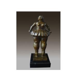 Скульптура «Толстушка»