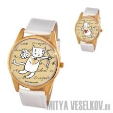 Часы Mitya Veselkov Кот-амур с луком