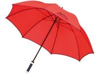 Зонт-трость Slazenger, механический, красный