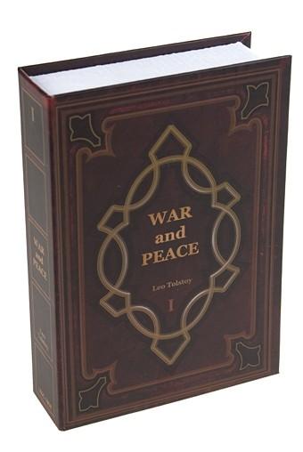 Сейф Война и мир