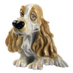 Фигурка собаки Gem