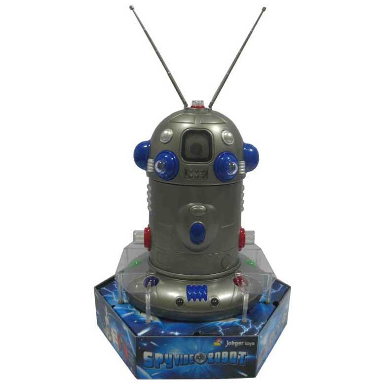 Робот со встроенной камерой