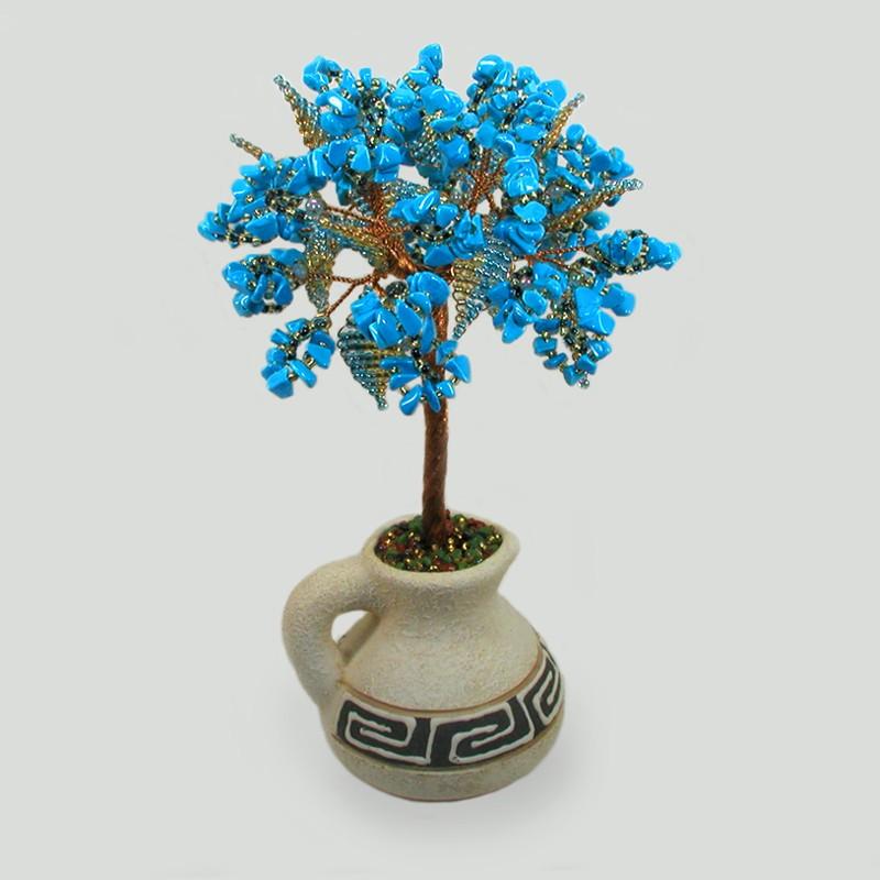 Дерево из бирюзы Богиня Гера