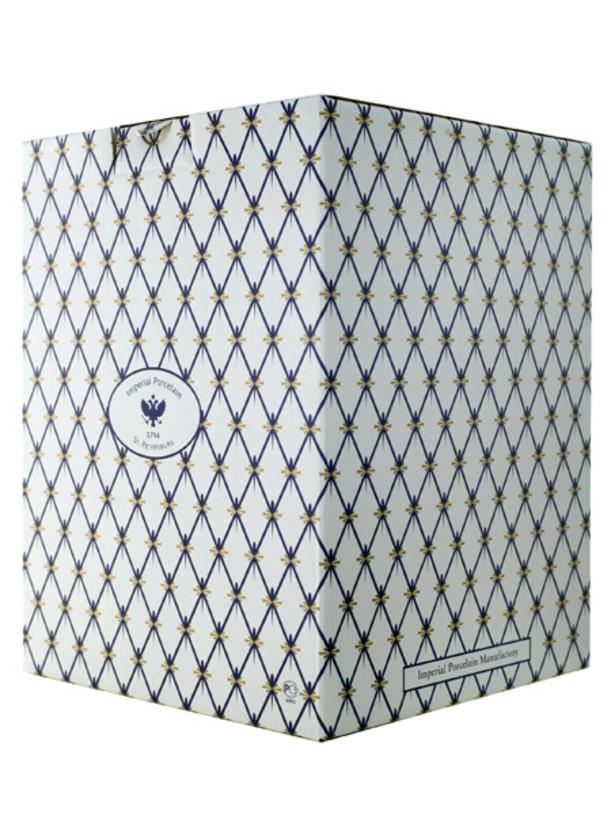 Подарочная упаковка для императорского форфора