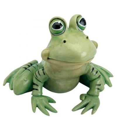 Фарфоровая фигурка лягушки Freddy the frog