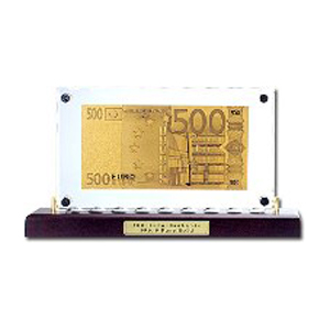 Банкнота Banconota Dorata