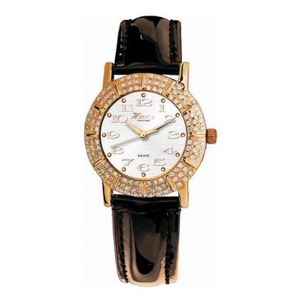 Женские золотые часы НИКА «Омела»
