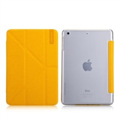 Чехол Momax Flip Cover Wise & Clear Touch для iPad mini /2/3
