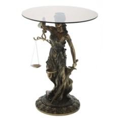 Статуэтка-столик Фемида