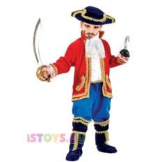 Карнавальный костюм капитана пиратов