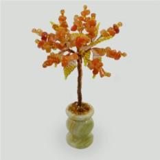 Дерево из сердолика Лучезарное
