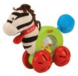 Развивающая игрушка Райн на роликах