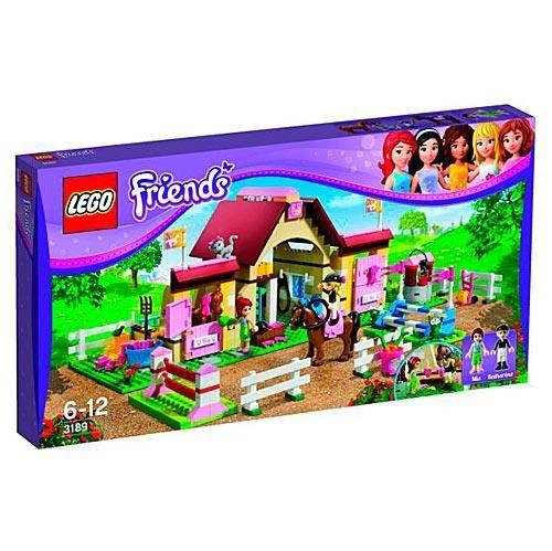 Конструктор LEGO Friends Городские конюшни