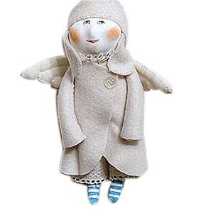 Ангел в пальто
