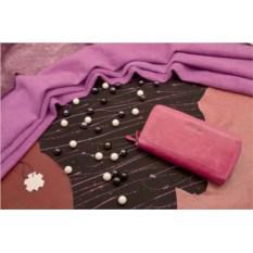 Розовый кошелек G.Ferretti