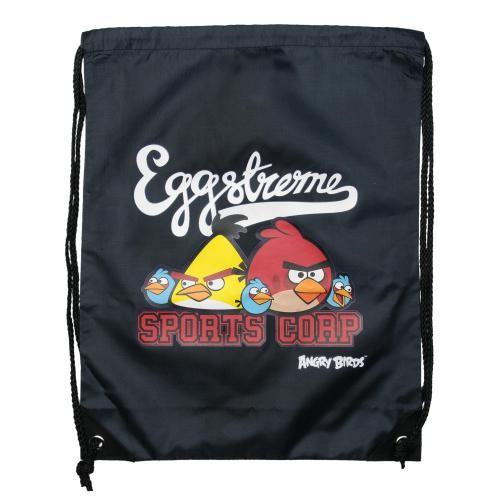 Angry Birds Сумка обувная Sports Corp темно-синяя