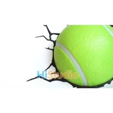 3D светильник Большой теннис