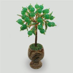 Дерево из нефрита Нефритовое счастье