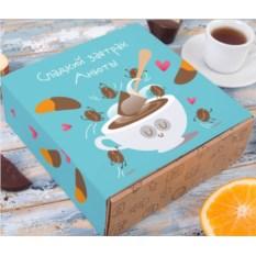 Набор шоколадных мелочей «Сладкий завтрак»