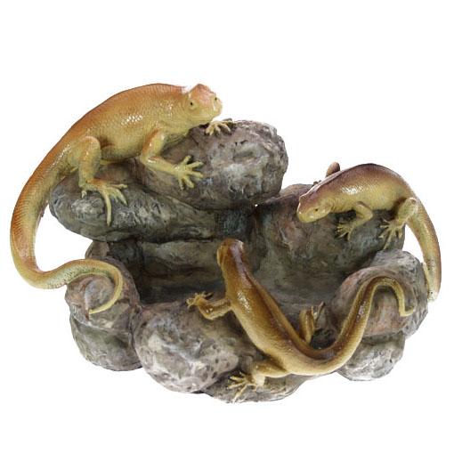 Фигурка декоративная «Саламандры»