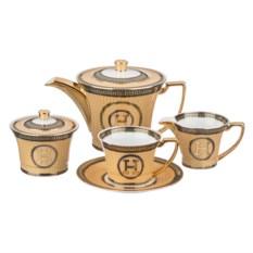 Чайный сервиз на 6 персон Н