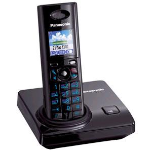 Радиотелефон PANASONIC KX-TG8205 (черный)