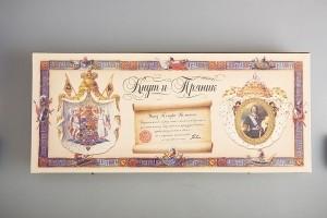 Подарочный набор «Кнут и пряник»