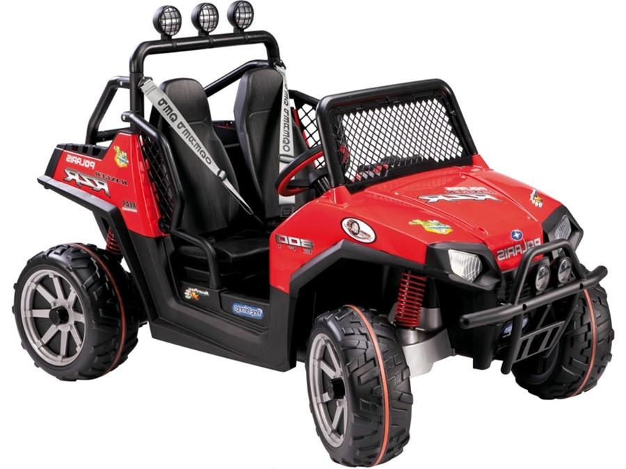 Детский электромобиль Peg Perego Polaris Ranger RZR NEW