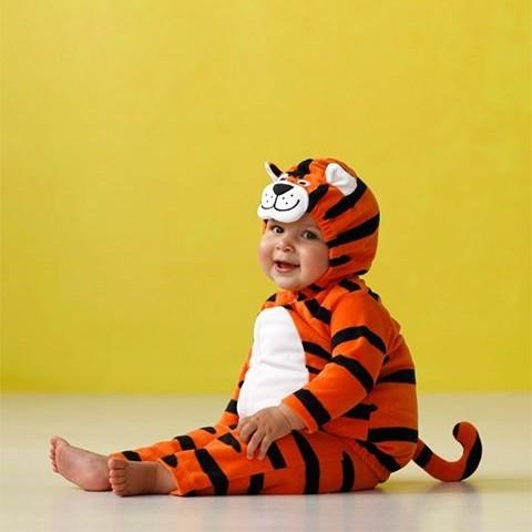 Детский костюм CARTER'S Тигренок