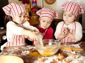 Сертификат на Кулинарный мастер-класс для детей