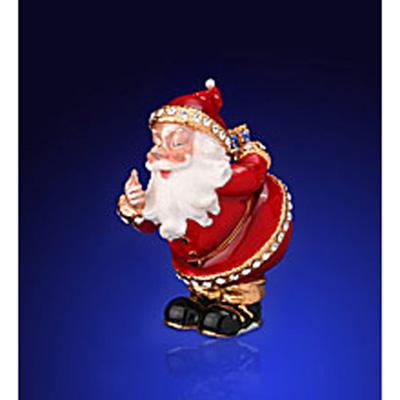 Шкатулка «Санта»