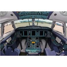 Подарочный сертификат Пилотирование самолёта Ан-148