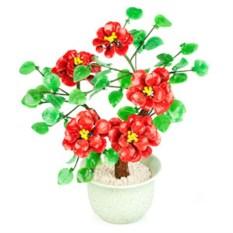 Бонсай (36х38 см) Сакура (дерево счастья)