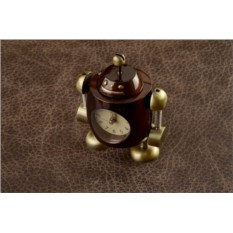 Настольные часы Робот