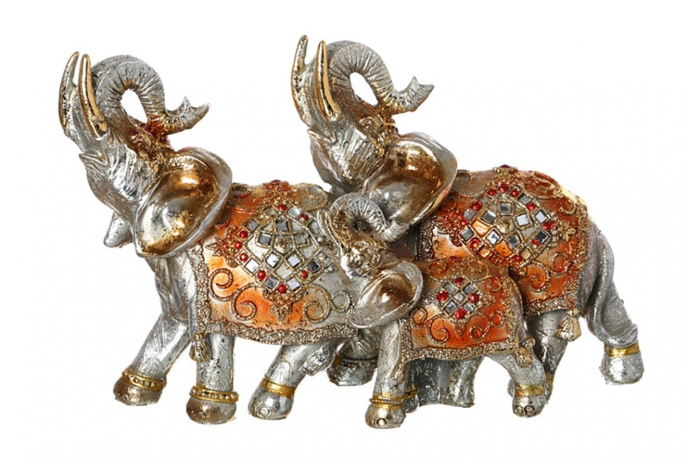 Фигурка Три слона
