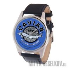 Часы Mitya Veselkov Банка черной икры