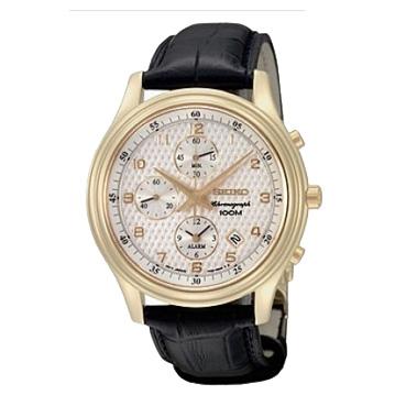 Мужские наручные часы Seiko Chronograph