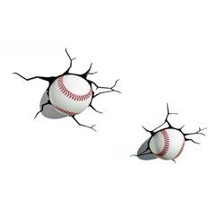 3D-светильник Бейсбол