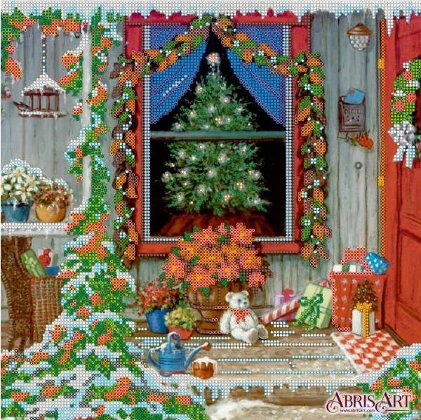 Набор для вышивания Канун Рождества
