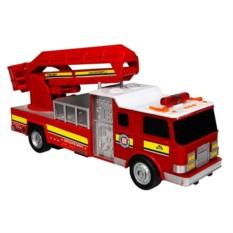 Радиоуправляемая пожарная машина с подъемной стрелой - R246