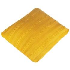 Подушка Comfort горчичного цвета