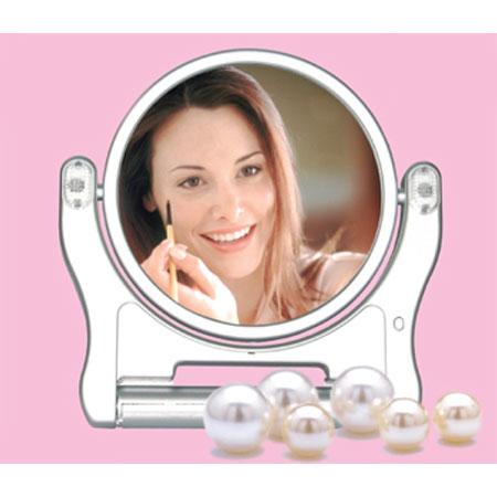 Косметологическое зеркало с подсветкой