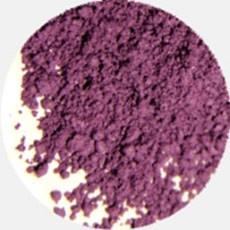Мерцающие минеральные тени twinkle (темно-пурпурный оттенок)