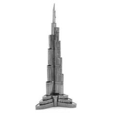3D-пазл из металла Небоскреб Бурдж-Халифа